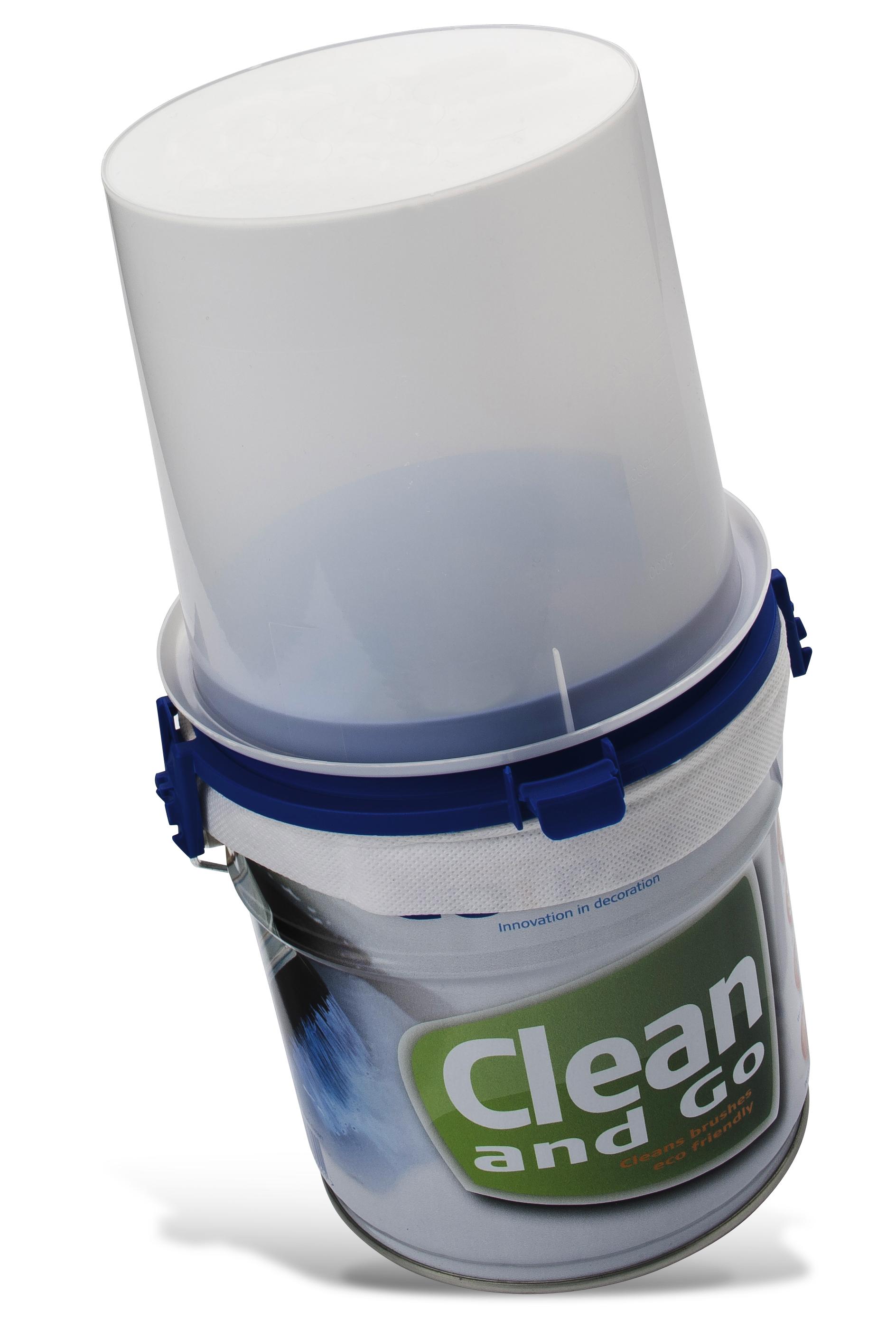 Clean and Go Pajarito