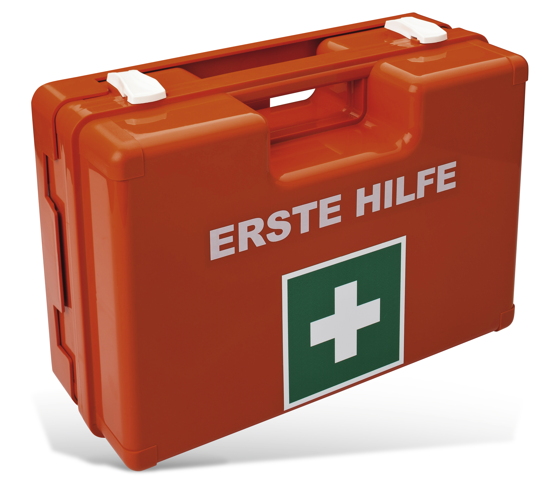 Erste-Hilfe-Koffer Pajarito
