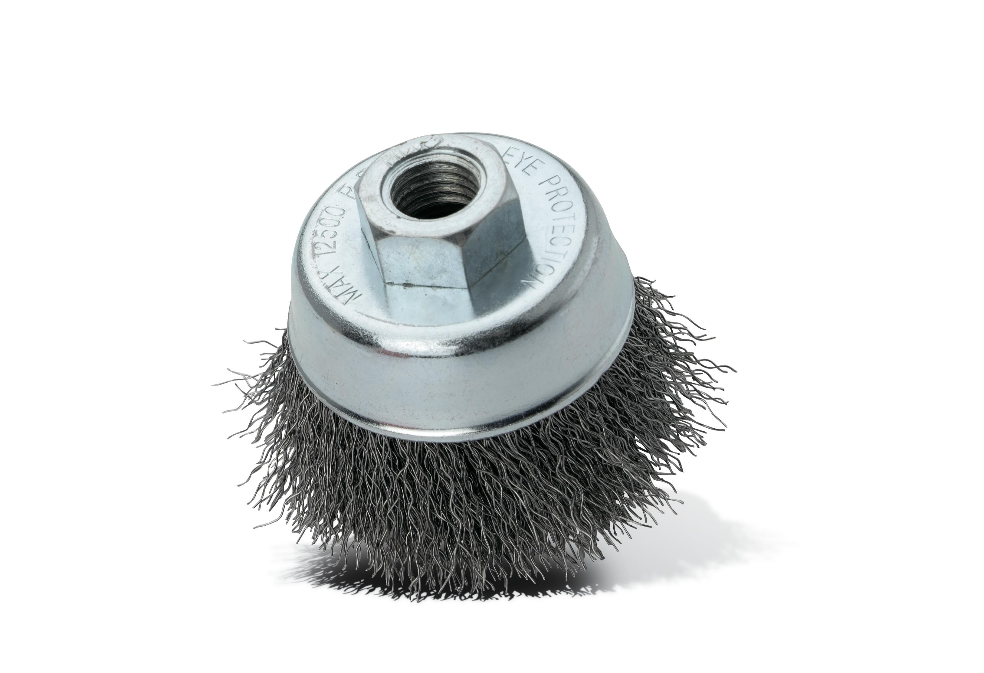 Wire cup brush Pajarito