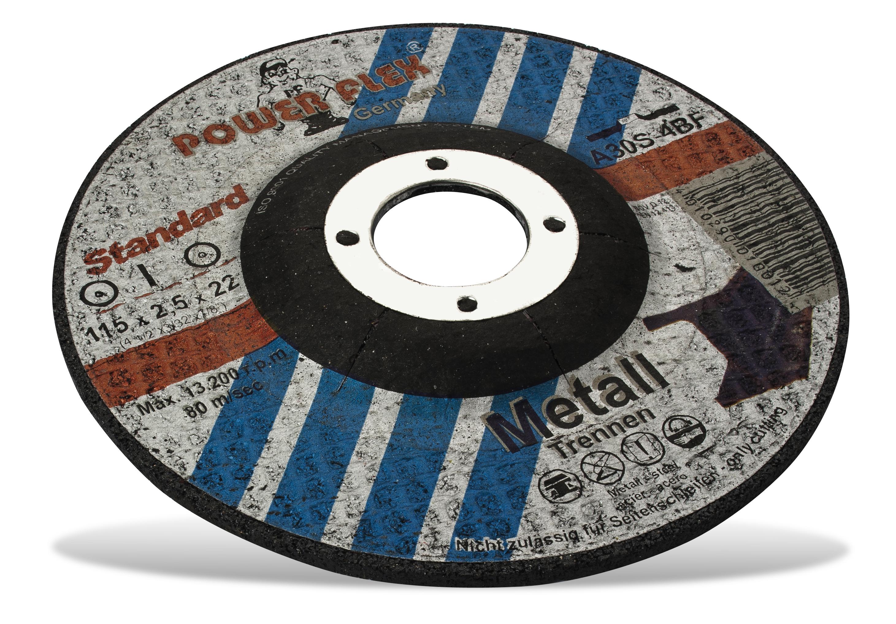 Grinding discs, metal or stone Pajarito
