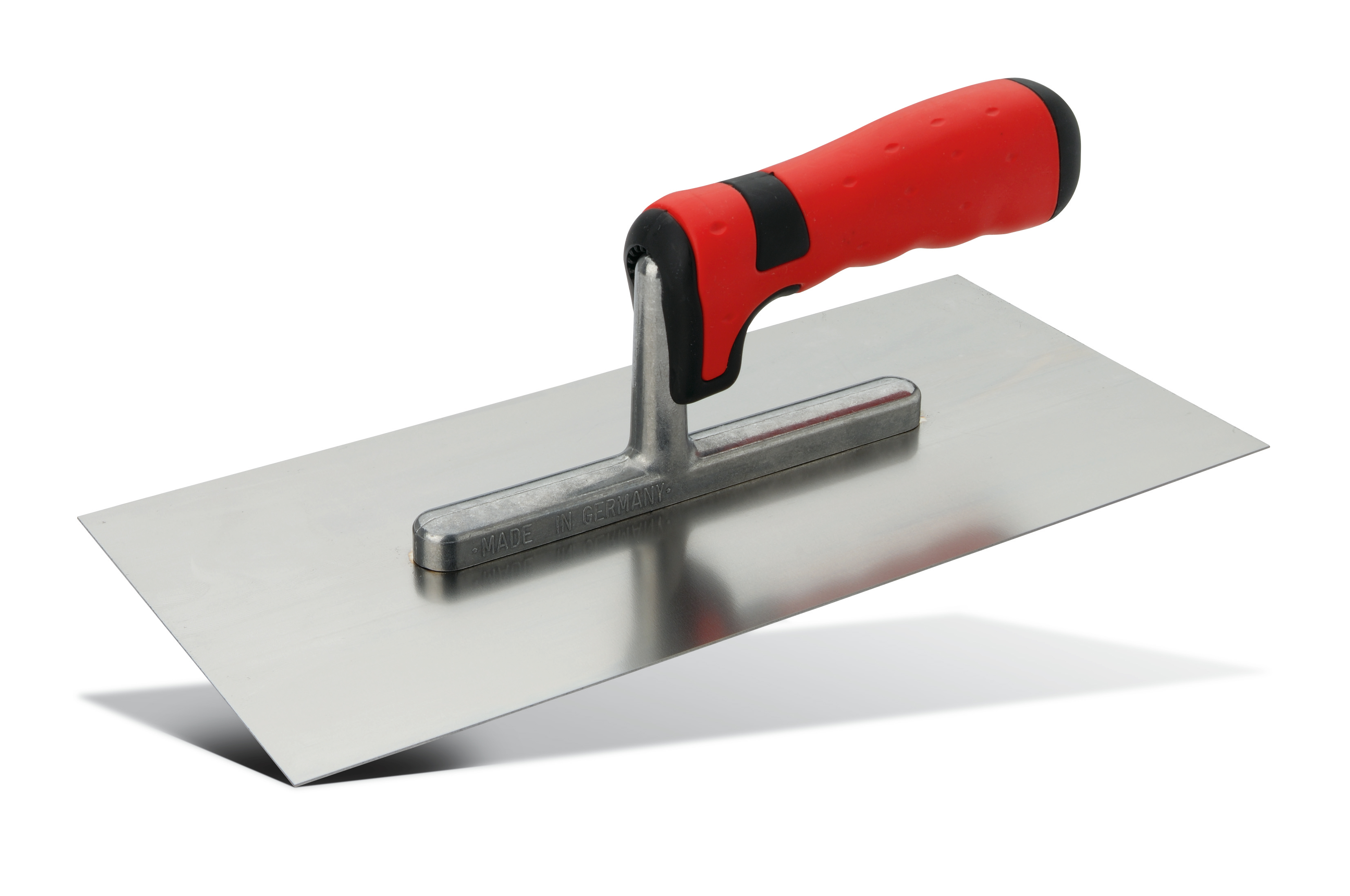 Finishing trowel, stainless,standard version Pajarito