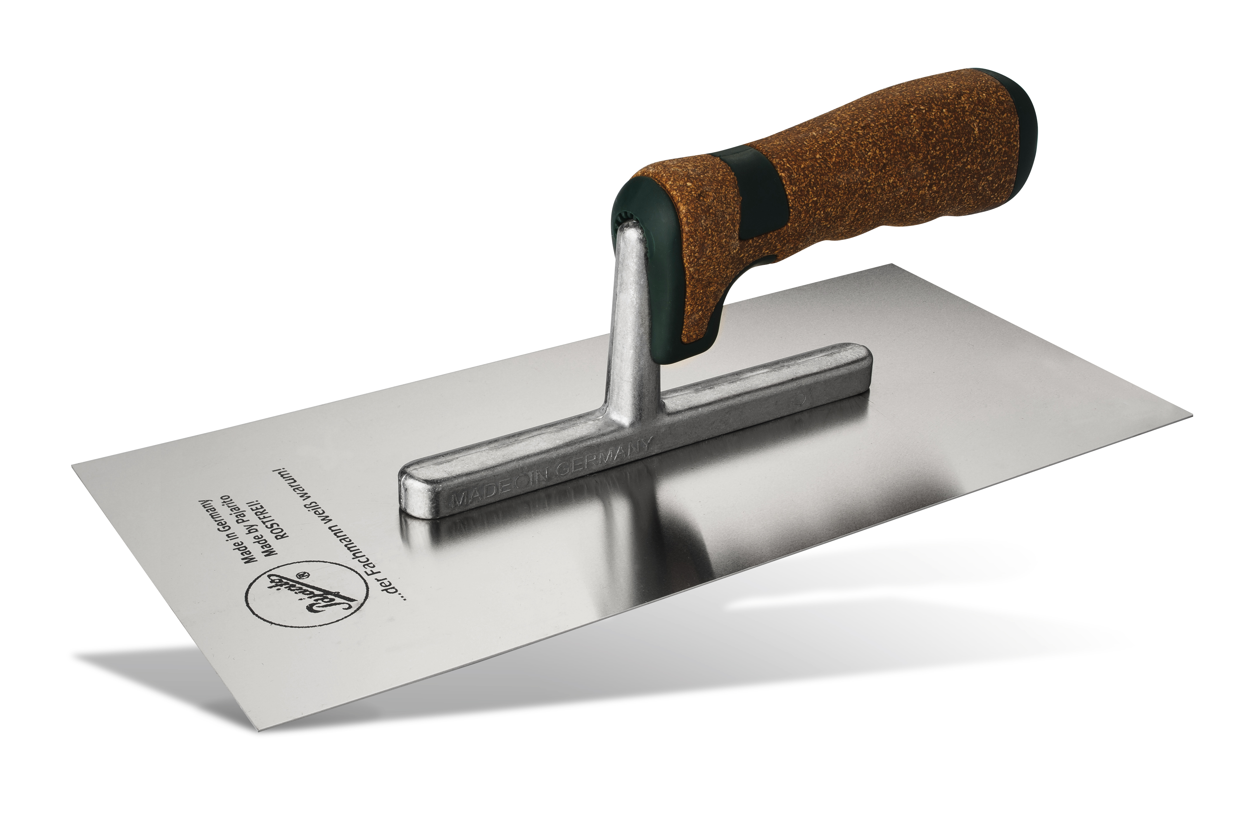 Finishing trowel, stainless Pajarito
