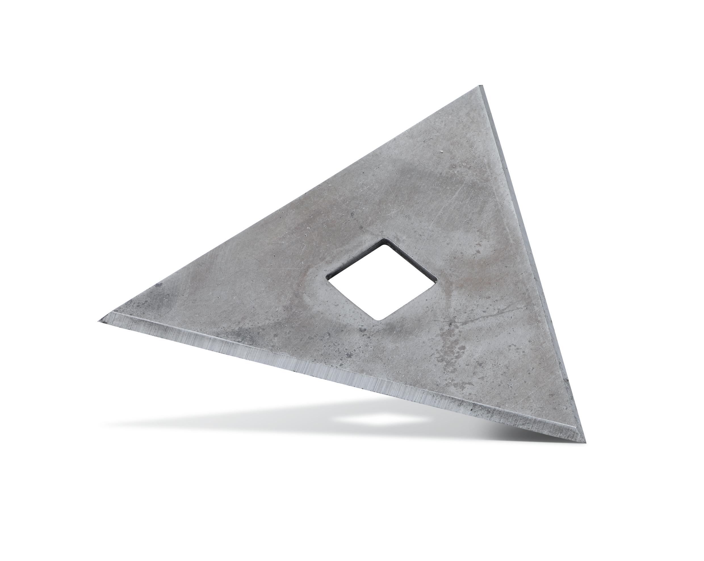 Dreikantplatte Pajarito